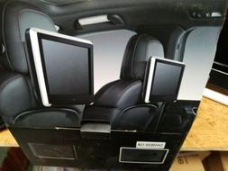 "Naviskauto HD 10.1"" Dual Screen Car Headrest Portable DVD Pl"