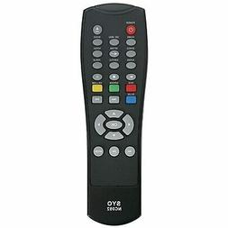 NC092 NC092UL Replaced Remote fit for Sanyo Blu-Ray Disc DVD