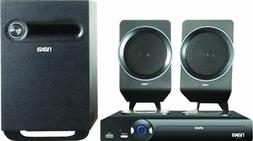 NAXA Electronics ND-854 2.1 Channel DVD Home Theater System