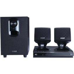 NAXA Electronics ND-857 2.1-Channel DVD Home Theater System