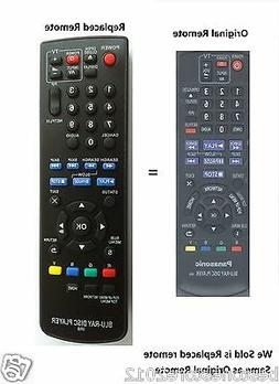 New BLU-RAY DISC DVD PLAYER Replaced Remote IR6 for Panasoni