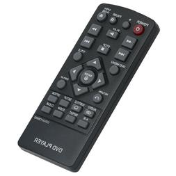 New COV31736202 Replace Remote for LG DVD Player DP132 DP132