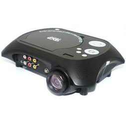 New LED Multimedia Projector with DVD Movie Player 480x320 6