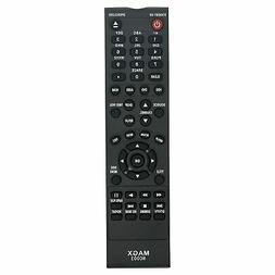New NC003 NC003UD Replaced Remote fit for MAGNAVOX DVD Playe