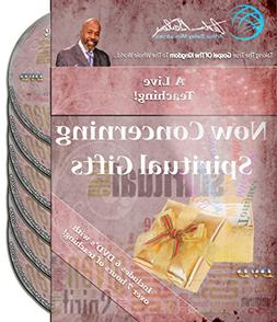 Now Concerning Spiritual Gifts DVD