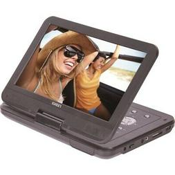 "Naxa NPD-1004 10"" Portable DVD Player with Swivel Screen & B"