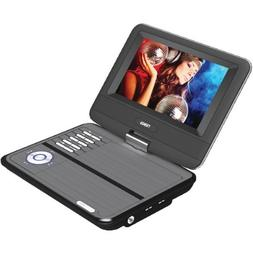 "NAXA NPD703 7"" TFT LCD Swivel Screen Portable DVD Player"