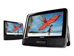 Philips PD9012/37 9-Inch LCD Dual Screen Portable DVD Player