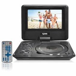 "Pyle PDH7 7"" Portable Tft/LCD Monitor With Dvd"