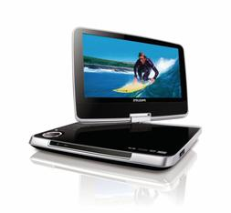 "Philips PET900 Portable DVD Player 9""  New in Box"