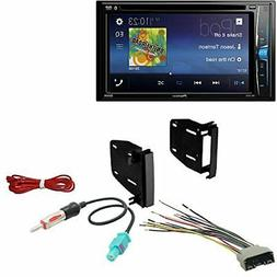 "Pioneer AVH-210EX In-Dash DVD Receiver with 6.2"" Display and"