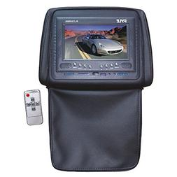 Pyle PL72HRBK Adjustable Headrests w/Built-In 7'' TFT/LCD Mo