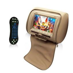 "Pyle PL74DTN 7"" Hi-Res Headrest Video Display Monitor Built-"
