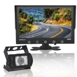 PLCMTR92 Waterproof Rated Backup Camera & Monitor System w/
