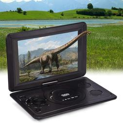 Portable CD Swivel Screen <font><b>TV</b></font> Game HD Out