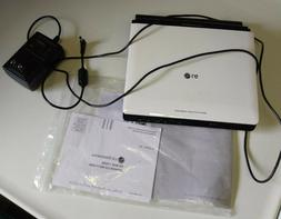 LG Portable DVD / CD Player, 2008, with Paperwork and Power