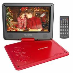 DBPOWER 9.5-Inch Portable DVD Player with Rechargeable Batte