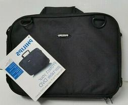 Philips Portable DVD Player Carry Bag Black SVC4004C/17 New