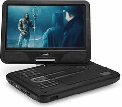 Portable DVD Player for Kids HD 9in Travel Traveling Car Mov
