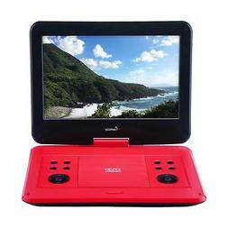 IMPECCA Portable DVD Player with 13.3-inch 180-degree Widesc