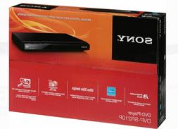 Sony Progressive Scan CD and DVD Player Brand New in Black |