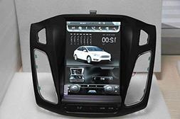 10.4 inch Quadcore Android 7.1 1280x800 Car Tesla Style Vert