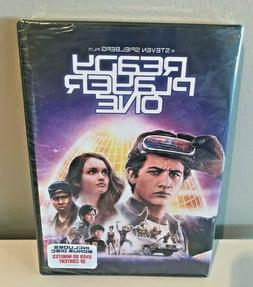 ready player one dvd 2018 brand new