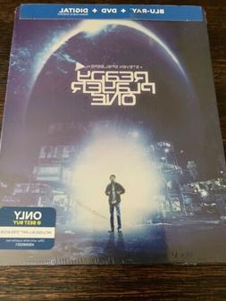 Ready Player One - Limited Edition Steelbook  FACTORY SEALED
