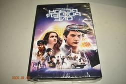 READY PLAYER ONE NEW DVD