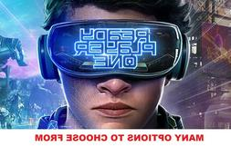 READY PLAYER ONE * Options:4K+Bluray+Digital or Blu-ray or D