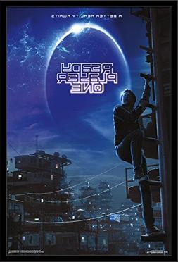Trends International Ready Player One Sheet Wall Poster, 24.