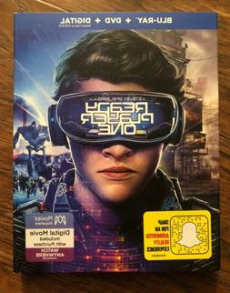 Ready Player One W/Slipcover  New