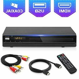 LG Region Free DVD Player - DP132 - Play Any DVD from Any Co