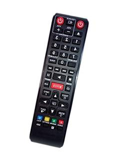 Replaced Remote Control Compatible for Samsung BD-EM57C AK59