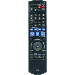 Replacement EUR7659T50, EUR7659T60, EUR7659T80 Remote for Pa