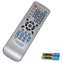 Replacement Remote Control for BBK DVP Series DVD Player Blu