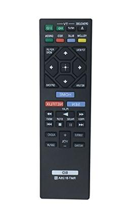 VINABTY New RMT-B126A Replaced BluRay Disc DVD Player Remote