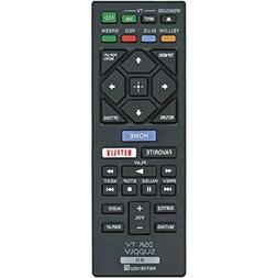 DSK TV Supply RMT-VB100U Remote Control for Sony DVD/ Blu-Ra