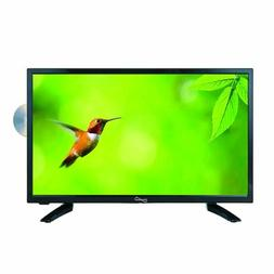 "Supersonic SC-1912 19"" Widescreen LED HDTV with Built-in DVD"