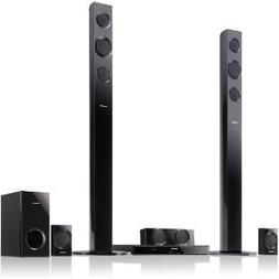Panasonic Sc-btt466 5.1 Ch Home Theater System with 3d Blu-r