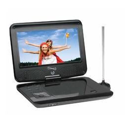 Supersonic SC-259 9 TFT Portable DVD/CD/MP3 Player with TV T