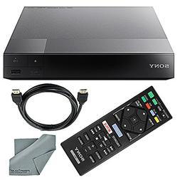 Sony BDP-S6700 3D Smart Blu-Ray Disc Player with 4K Upscalin