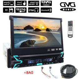 """Double 2Din Car Stereo Android8.1 GPS MP3 Player 7"""" HD InDas"""