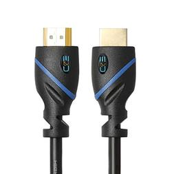 C&E High Speed HDMI Cable 150 Feet, Built-in Signal Booster