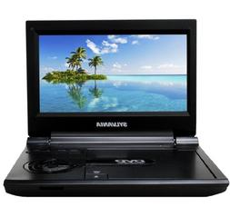 Sylvania SDVD9000B 9-Inch Portable DVD/CD/MP3 Player with US
