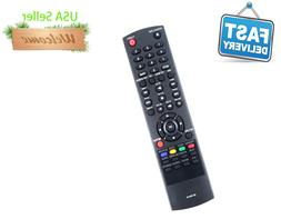 TOSHIBA SER0418 Blu-Ray DVD Player Replace Remote AH700980,