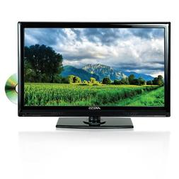 """TVD1801-15 15.4"""" LED AC/DC TV with DVD Player Full HD with H"""
