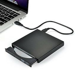 Ultra Slim External Usb 2.0 Optical Driver CD/DVD Player and