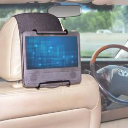TFY Universal Car Headrest Mount Holder for Portable DVD Pla