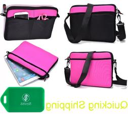 UNIVERSAL MESSENGER/SLEEVE BAG WITH ACCESSORIES POCKET AND S